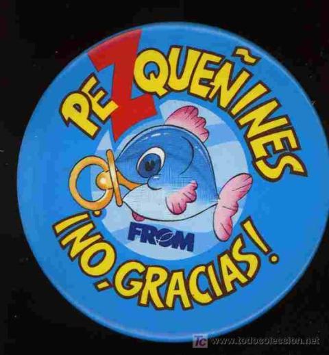 Pesca en España - Pezqueñines NO!  (antigua)